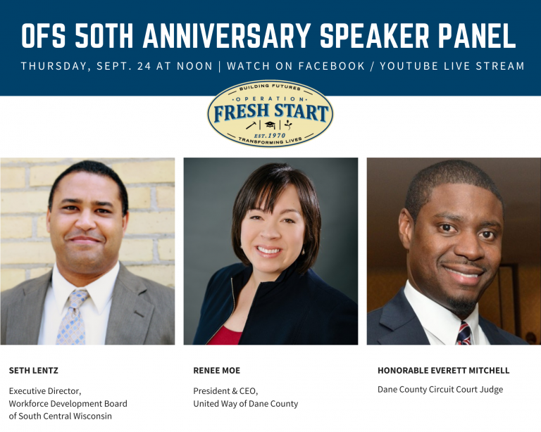 Operation Fresh Start 50th Anniversary Kickoff