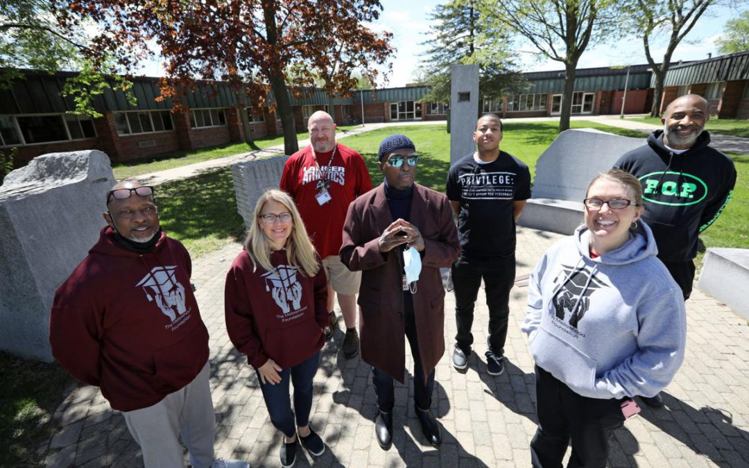 La Follette community, MellowHOOD launch scholarship initiative to support Black and brown students